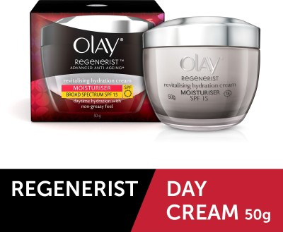 Olay Regenerist Advanced Anti-ageing Revitalising Hydration Cream SPF 15
