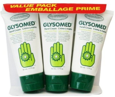 Glysomed Hand Cream Unscented Purse Size (Quantity of 3)