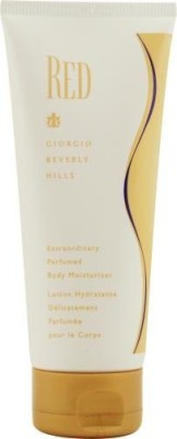 Giorgio Beverly Hills Redfor Women, Body Lotion,