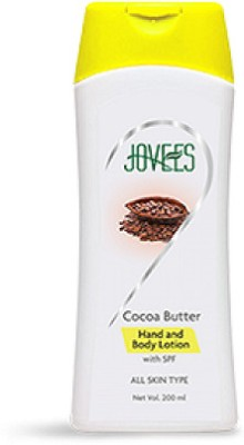 Jovees Cocoa Butter Hand & Body Lotion