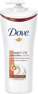 Dove Body Lotion, Shea Butter Cream
