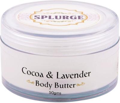 Splurge Cocoa & Lavender Body Butter