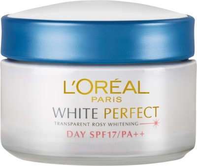 Loreal Paris White Perfect Fairness Control Moisturizing Day Cream SPF17 PA++