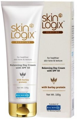 Richfeel Skin Logix Redefine Balancing Day cream Spf 50