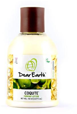 Dear Earth Coqute Firming Lotion
