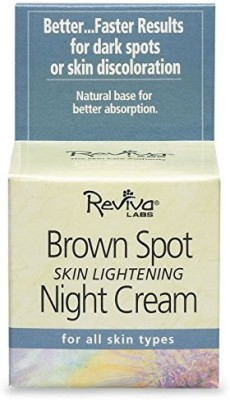 Reviva Labs - Brown Spot Skin Lightening Night Cream