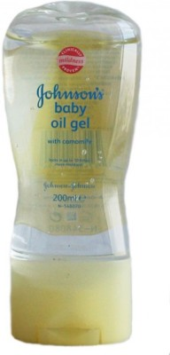 Johnsons Baby Oil Gel With Camomile