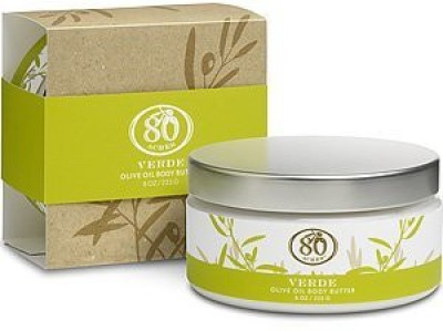 80 Acres verde body butter - 8 oz