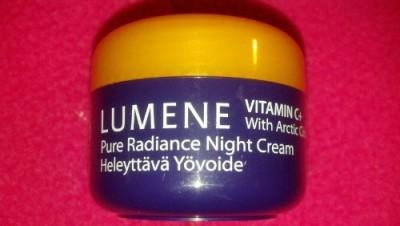 Lumene Vitamin C Pure Radiance Night Cream
