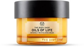 Body Shop OILS OF LIFE™ INTENSELY REVITALIZING CREAM