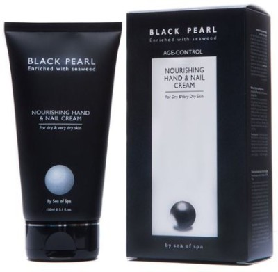 Sea of Spa Black Pearl - Nourishing Hand and Nail Cream,