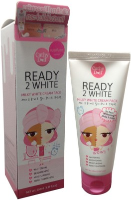 Cathy Doll Ready 2 White Milky Cream