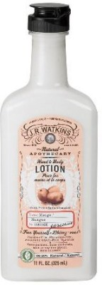 J.R. Watkins Hand & Body Lotion, Mango, - bottle (Pack of 3)