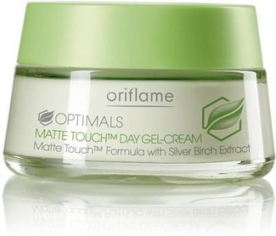 Oriflame Sweden Optimals Matte Touch Day Gel Cream