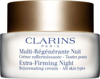 Clarins New Extra Firming Night Cream (All Skin Types), - Box