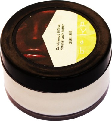 Nyah Sandalwood Olive Natural Face & Body Butter