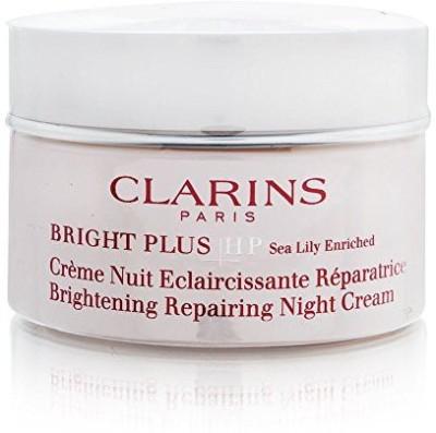 Clarins Bright Plus HP Night Cream