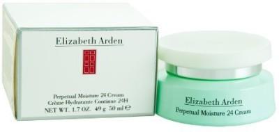 Elizabeth Arden Perpetual Moisture 24 Cream, - Box