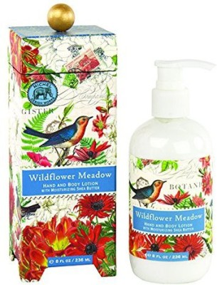 Michel Design Works Hand and Body Lotion, Wildflower Meadow