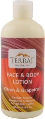 Terrai Citron & Grapefruit Body Lotion