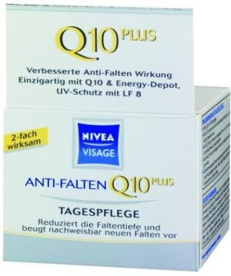 Nivea Anti-Wrinkle Day Cream w/COQ10 cream [Misc.]