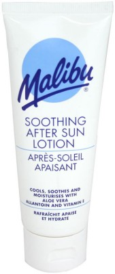 Malibu Soothing After Sun Lotion With Aloe Vera