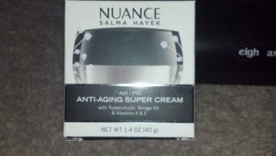 Nuance Salma Hayek Am/Pm Anti-Aging Super Cream - (40G)Yeahgoshopping