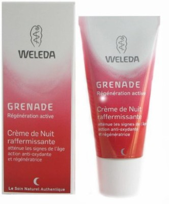 WELEDA (UK) Weleda Firming Night Cream With Pomegranate