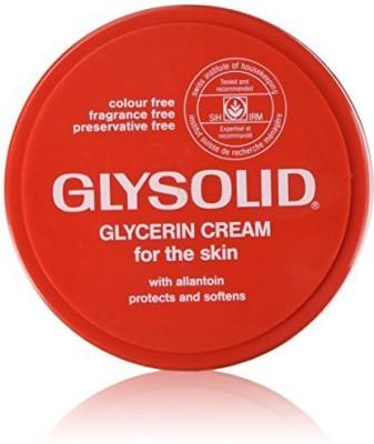 Glysolid Glycerin Cream Jar ( )