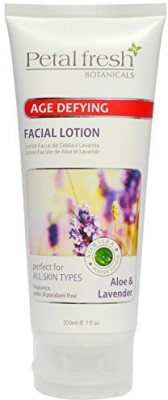 Petal Fresh Aloe and Lavender Facial Lotion