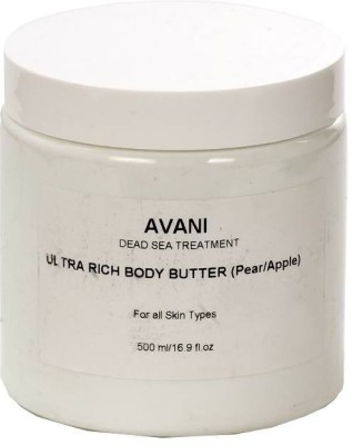 Avani Dead Sea Cosmetics Ultra Rich -Pear / Apple