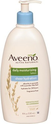 Aveeno Sheer Hydration Daily Moisturizing Lotion