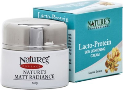 Nature,S Professional Lacto-Protein Skin Lightening Cream