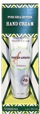 Out of Africa Hand Cream, Verbena