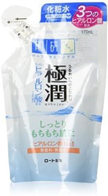 Hada Labo Rohto Hada-Labo Gokujun Hyaluronic Lotion Smooth Refill / 5.7 (Japan Import)
