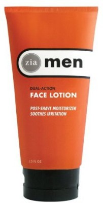 Zia For Men Dual-action Face Lotion, Tube(70.85 g)