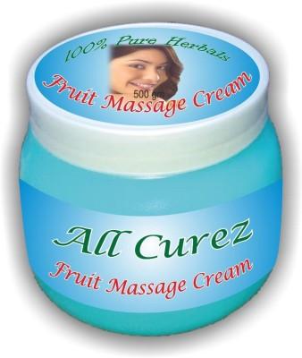 All Curez Fruit Massage Cream (Big)