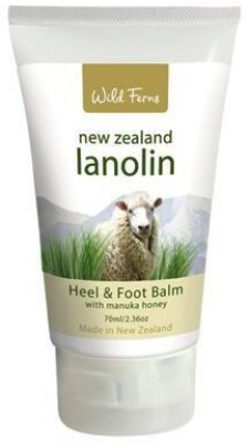 Wild Ferns New Zealand Lanolin Heel & Foot Balm