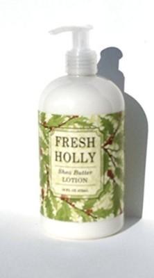 Greenwich Bay Trading Company Fresh Holly Shea Butter Hand & Body LotionGreenwich Bay Trading Co.
