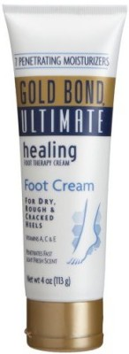 Gold Bond Ultimate Healing , Foot Cream, - Bottle (Pack of )