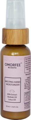 OMORFEE Melting Hand Moisturizer