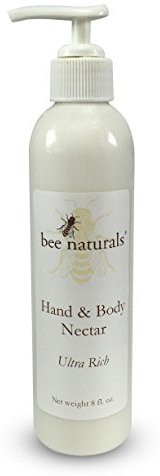 Bee Naturals Ultra Rich Hand & Body Nectar Dry Skin With Hand And Body Cream Nectar(236.56 ml)