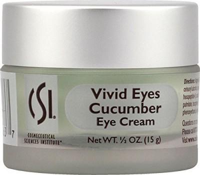 Cosmeceutical Sciences Institute (CSI) CSI Vivid Eyes Cucumber Eye Cream -