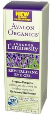 Avalon Organics Revitalizing Eye Gel Lavender -