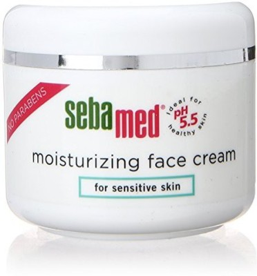 Sebamed Moisturing Cream, Sensitive Skin,(78 ml)