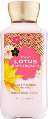 Bath & Body Works Tokyo Lotus Apple Blossom Lotion