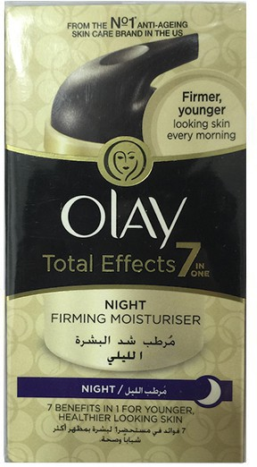 Olay Total Effects 7 Night Moisturiser ( Imported - Made In Poland)(50 ml)