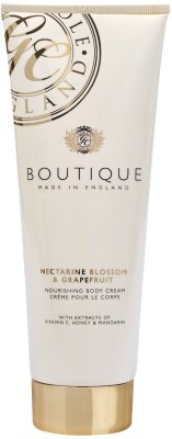Grace Cole Boutique Nectarine Blossom & Grapefruit Nourishing Body Cream