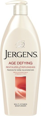 Jergens Age Defying Revitalizes & Replenishes