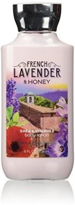 Bath & Body Works French Lavender & Honey Body Lotion /236 mL